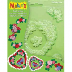 Makins Cookie Cutter Hearts