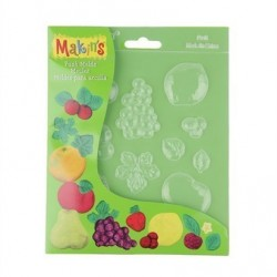 Makins Cookie Cutter Fruits