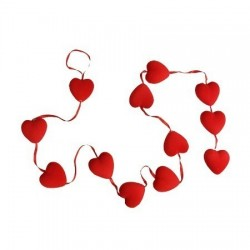 Small foci of hearts...