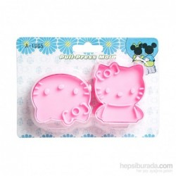 Hello Kitty Snap Cookie...
