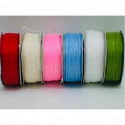 Organza ribbon 3 mm