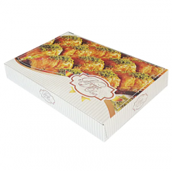 Baklava box 1000 gr 100 pieces